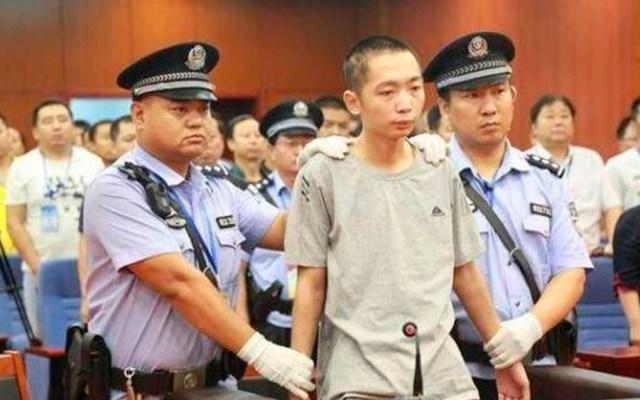 Ejecutan a hombre que asesinó a nueve estudiantes en China - Foto de internet
