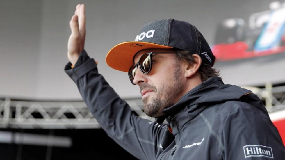 Fernando Alonso dona equipos de protección y mascarillas para lucha contra COVID-19 - Fernando Alonso