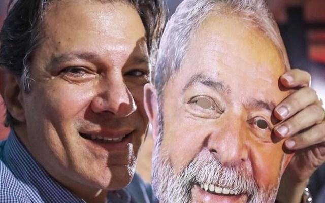 Lula pide desde la cárcel votar por Fernando Haddad - Fernando Haddad. Foto de Internet