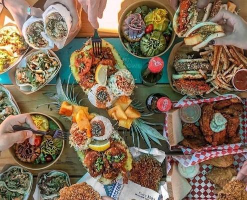 Los mejores festivales de comida alrededor del mundo