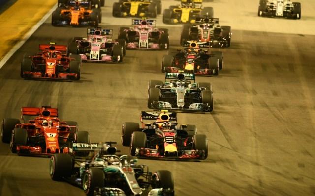 La Fórmula 1 analiza implementar una Q4 los sábados - Foto de AFP