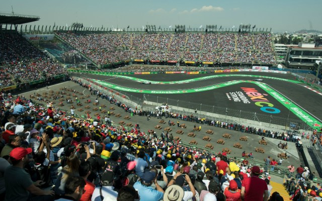 Permanencia de F1 en México dependerá de las prioridades de próximo gobierno: Torruco - Foto de Mexsport