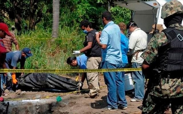 Localizan fosa clandestina con seis cuerpos en el Estado de México - Foto de archivo