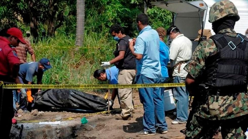 Colectivo de desaparecidos emprenderán búsqueda en fosas clandestinas de Guerrero - Foto de archivo