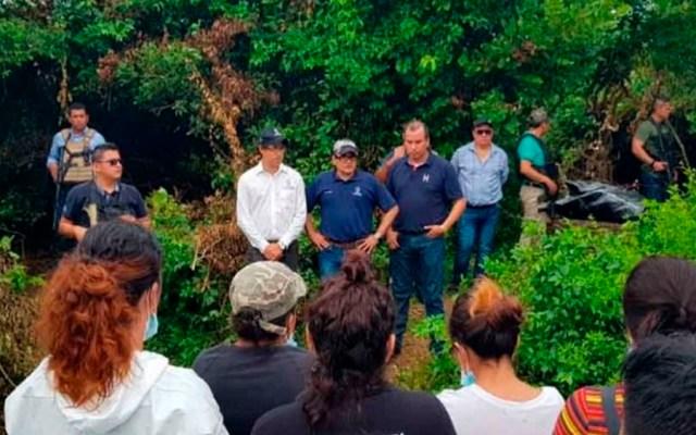 Aumenta a 174 cráneos hallados en fosas de Veracruz - Foto Especial