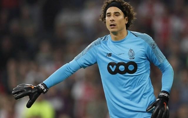 Standard pierde en últimos minutos sin que Ochoa pueda evitarlo - Foto de Getty Images