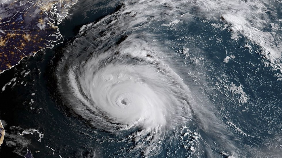 Florence se debilita a huracán categoría 3, pero mantiene potencial catastrófico - El peligro más grande de un huracán es el agua