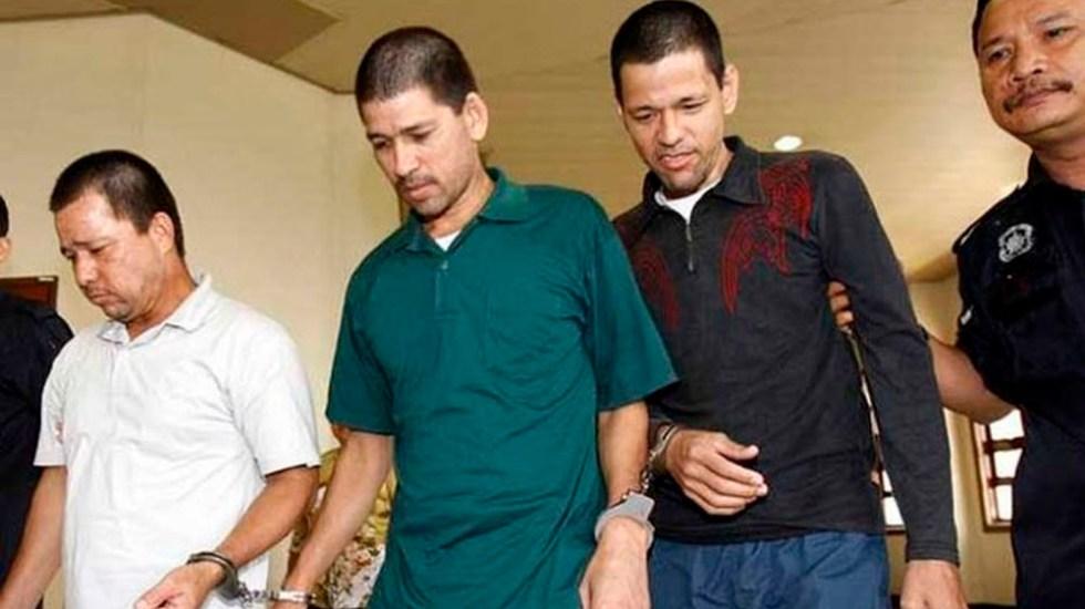 Conmutan pena de muerte a hermanos mexicanos en Malasia - Foto de internet