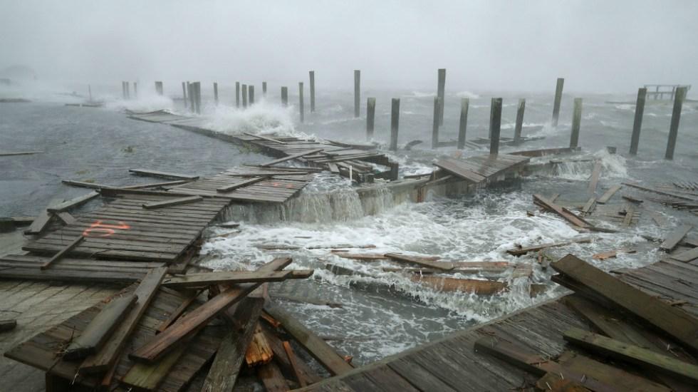Fotos y videos de los estragos de Florence - Foro de AFP