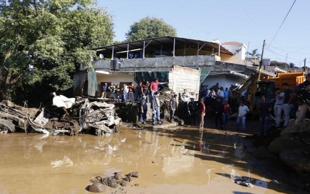 México es un almacén de desastres en aumento por cambio climático: ONU - Foto de @Silvano_A
