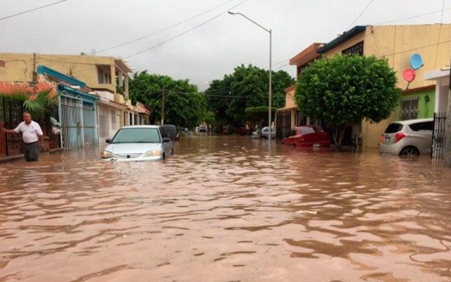 IMSS atenderá a afectados por inundaciones en Sinaloa - Foto de Notimex