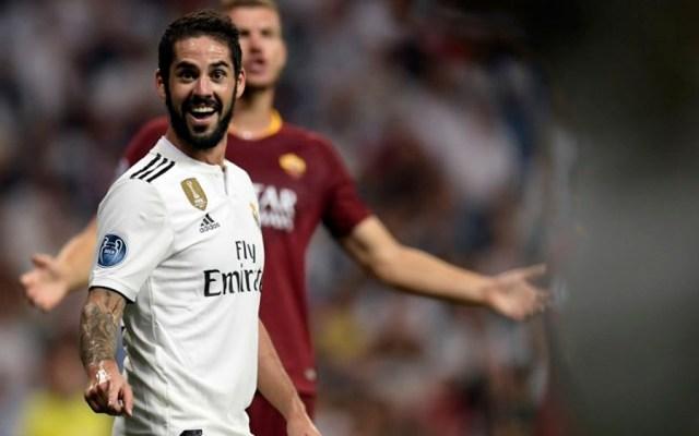 Isco causaría baja un mes del Real Madrid por apendicitis - Foto de OSCAR DEL POZO / AFP