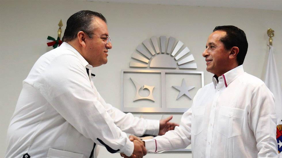 Nombran aJesús Capella nuevo secretario de Seguridad Pública de Quintana Roo