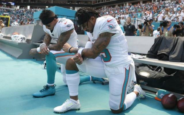 Padre dispara a hijo en discusión sobre protestas en la NFL - arrodillados himno discusión hijo