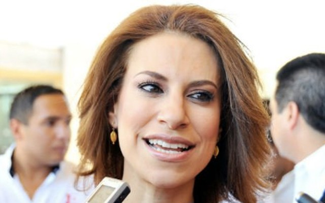 SHCP no ha realizado denuncias contra Karime Macías: PGR - Foto de internet