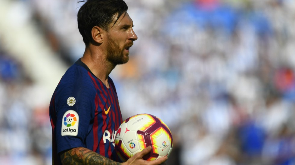 """Normal que Messi no esté en The Best; está a un nivel superior"": Bartomeu - Foto de AFP"
