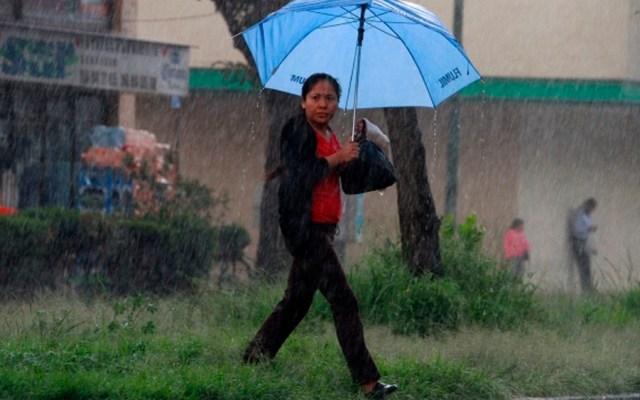 Pronostican tormentas fuertes en el noreste y oriente del país - Foto de Notimex