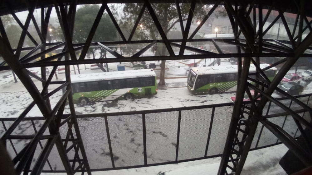 Registra Venustiano Carranza valores máximos de lluvia. Noticias en tiempo real