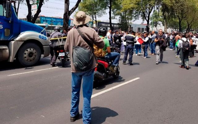 Macrosimulacro en la Ciudad de México
