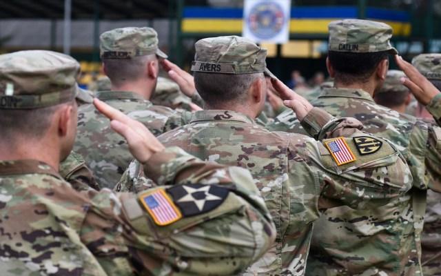 Matan a militar de EE.UU. durante misión en Afganistán - Foto de AFP / Yuri Dyachyshyn