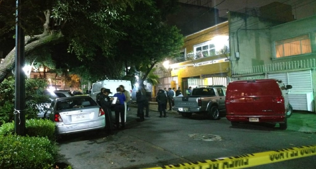 Matan en intento de asalto a hombre afuera de su casa - Foto de @shademsky