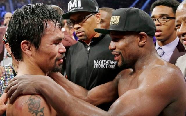 Mayweather pelearía en Japón previo a revancha con Pacquiao - Foto de AP