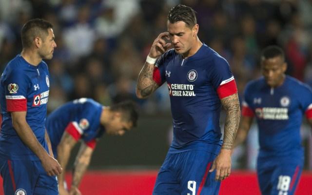 Pachuca propina a Cruz Azul su segunda derrota en el Apertura 2018 - Foto de Mexsport