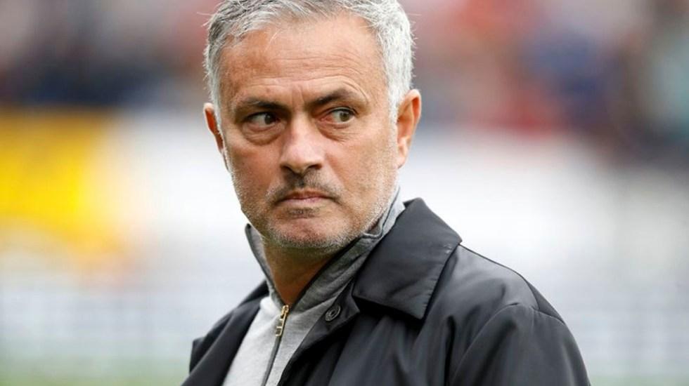 Mourinho acepta un año de cárcel y multa por fraude fiscal en España - Foto de AP