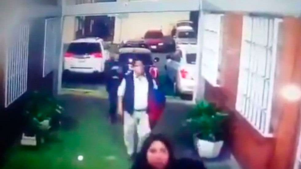 #Video Asesinan a agente del MP en Gustavo A. Madero