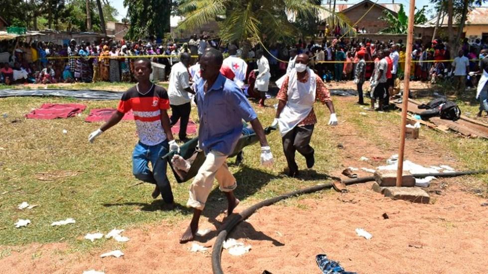 Suman 209 muertos por naufragio de ferri en Tanzania - Foto de CASMIR ODUOR / AFP