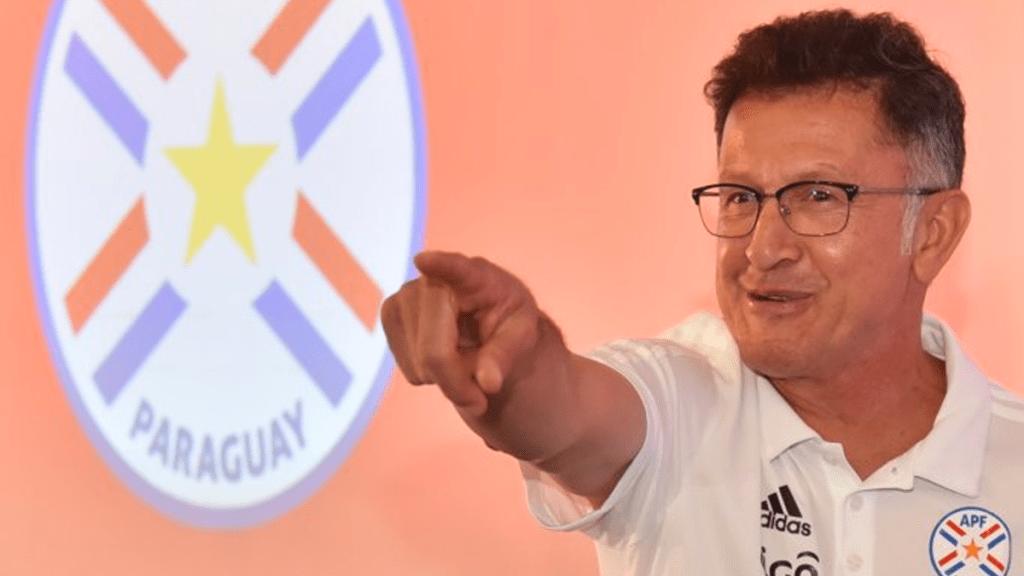 El Tri jugará contra Paraguay de Juan Carlos Osorio en marzo - Foto de Internet