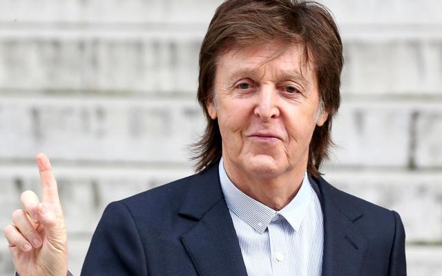 Paul McCartney asegura haber visto a Dios en viaje psicodélico - Foto de Grammy