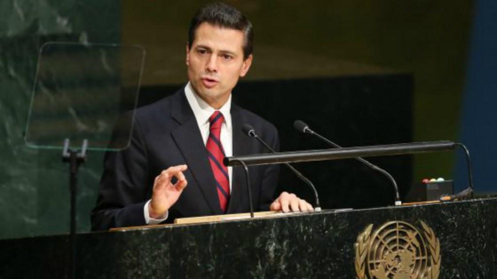 Peña Nieto conversa con Trump y Trudeau tras acuerdo trilateral - Foto de Internet