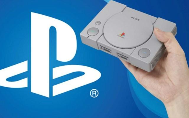 Sony lanzará versión miniatura del PlayStation - Foto de Internet
