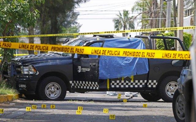 Capturan a siete presuntos implicados en muerte de policías en Jalisco