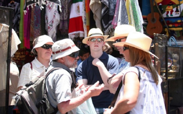 #Video De la Madrid resalta resultados en turismo - Turistas extranjeros en México. Foto de Internet