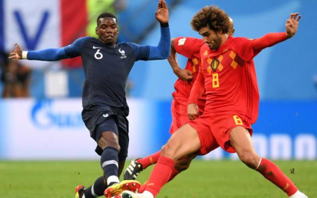 Francia y Bélgica encabezan juntas ranking de la FIFA