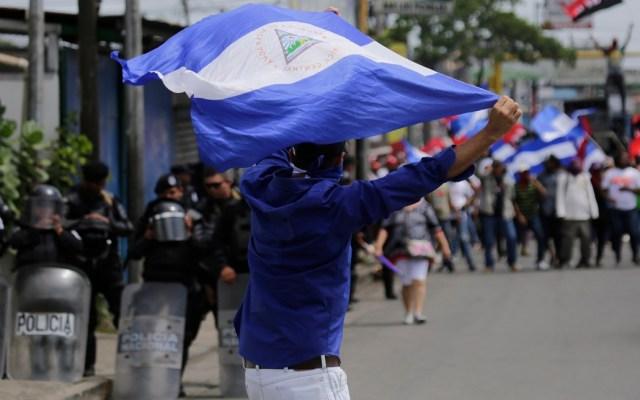 Dan más de 200 años de cárcel a líderes opositores en Nicaragua - Foto de AFP / Inti Ocon