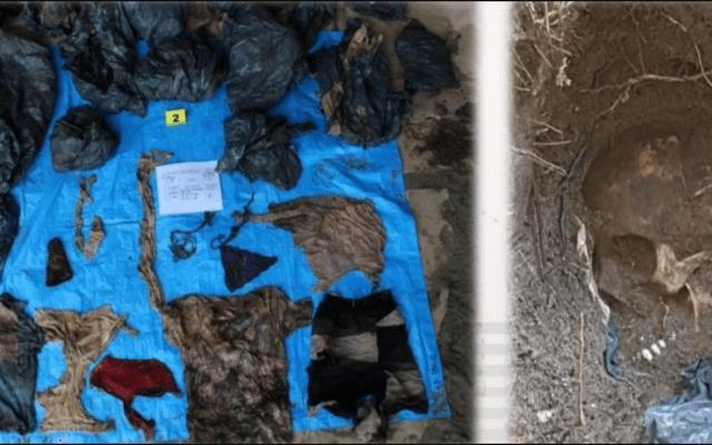 Hallan 166 cuerpos en fosas de Veracruz - Foto Especial
