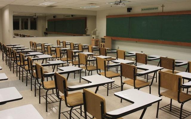 Profesora limita a dos por mes los permisos de ir al baño a sus alumnos - Foto de Internet