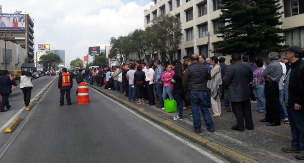 Estos serán los puntos donde habrá simulacro en la Ciudad de México