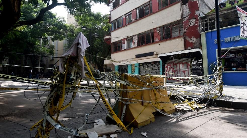 México recuerda sismos de 1985 y 2017 - Foto de AFP / Rodrigo Arangua