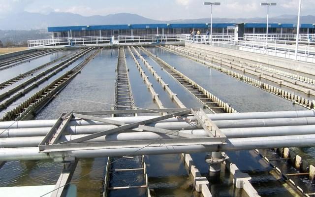 Reinicia operaciones Sistema Cutzamala - sistema cutzamala desabasto de agua