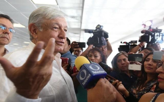 """""""Sostengo que hay crisis en México"""": López Obrador - Foto de Milenio"""