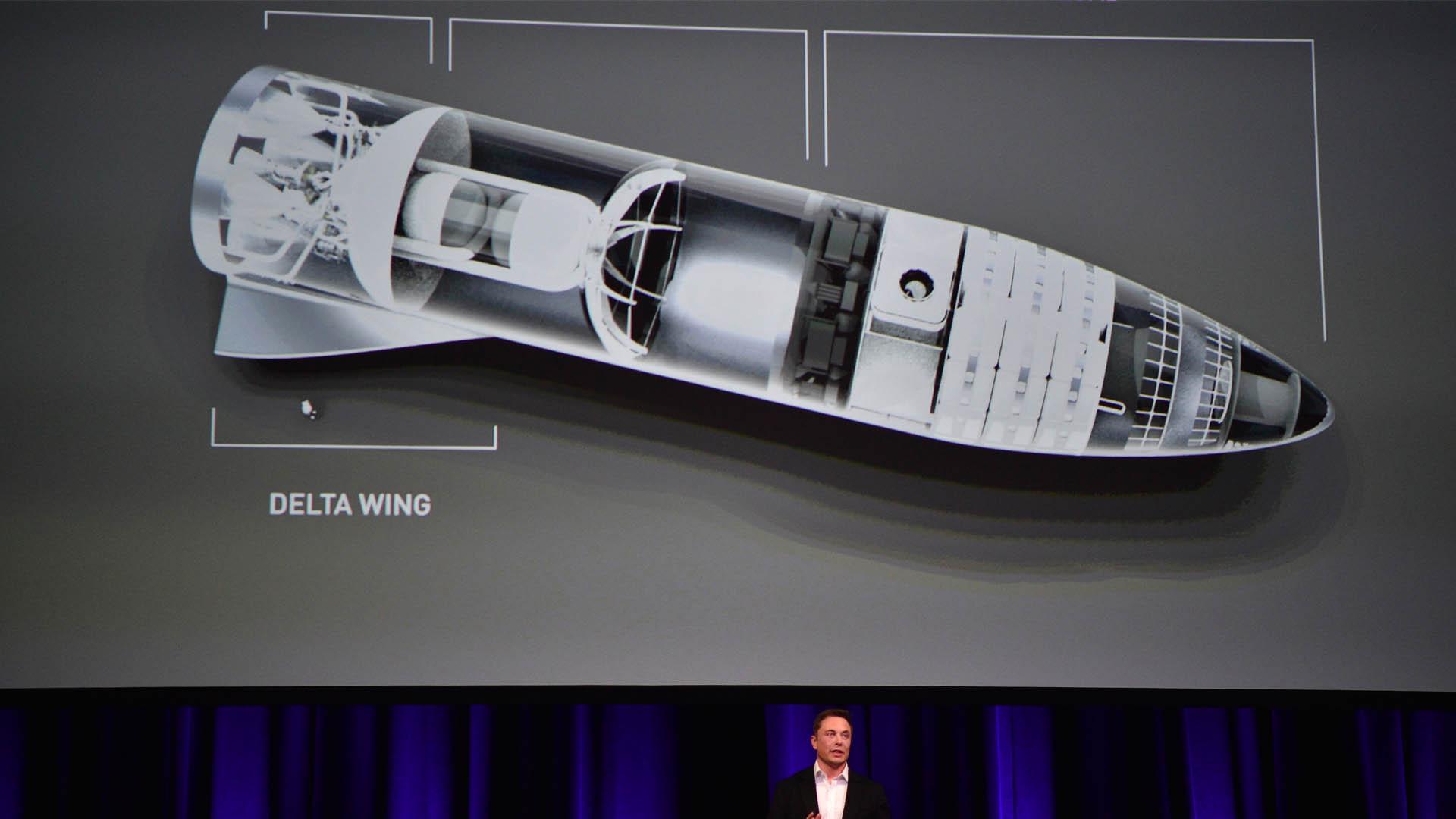 SpaceX enviará el primer turista espacial alrededor de la Luna