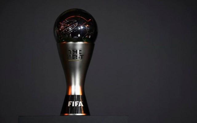 Los nominados a The Best al mejor jugador del año - Foto de @FIFAcom