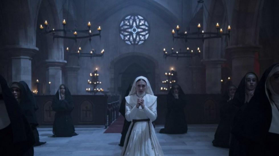 """La Monja"" se apodera de la taquilla este fin de semana - Foto de Warner Bros."