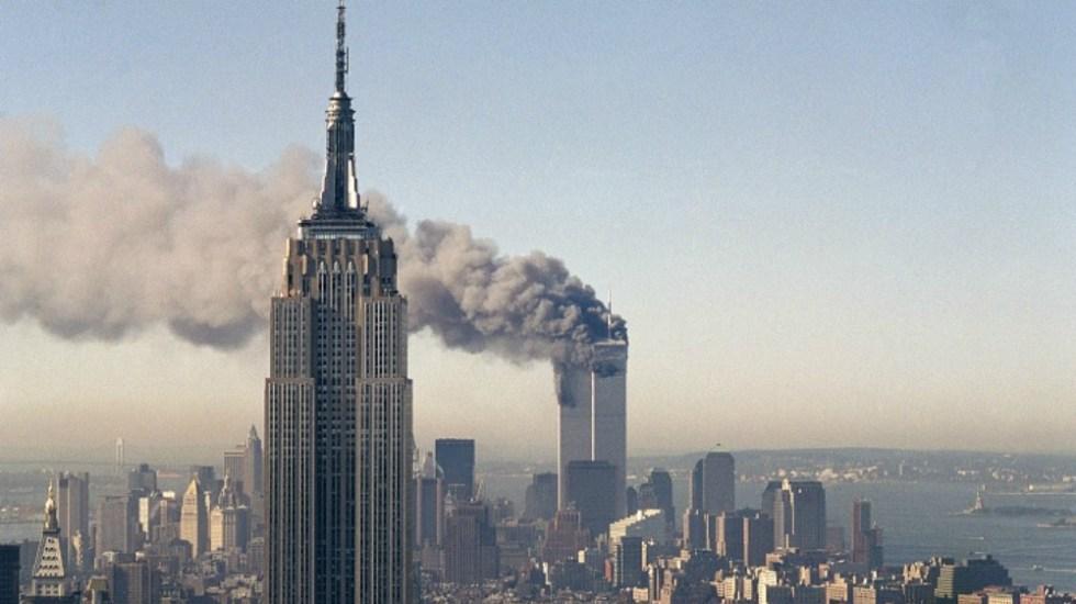 Revelan nuevo video del atentado 9/11 contra Torres Gemelas - Foto de AP