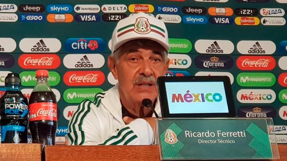 'Tuca' Ferreti no será el director técnico de la Selección Nacional - Foto de @miseleccionmx