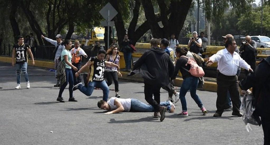 Tres involucrados más en hechos violentos en la UNAM a proceso - Foto de @MAHP1804
